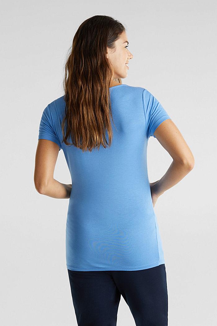 Wasserfall-Shirt mit Stillfunktion, BLUE, detail image number 3