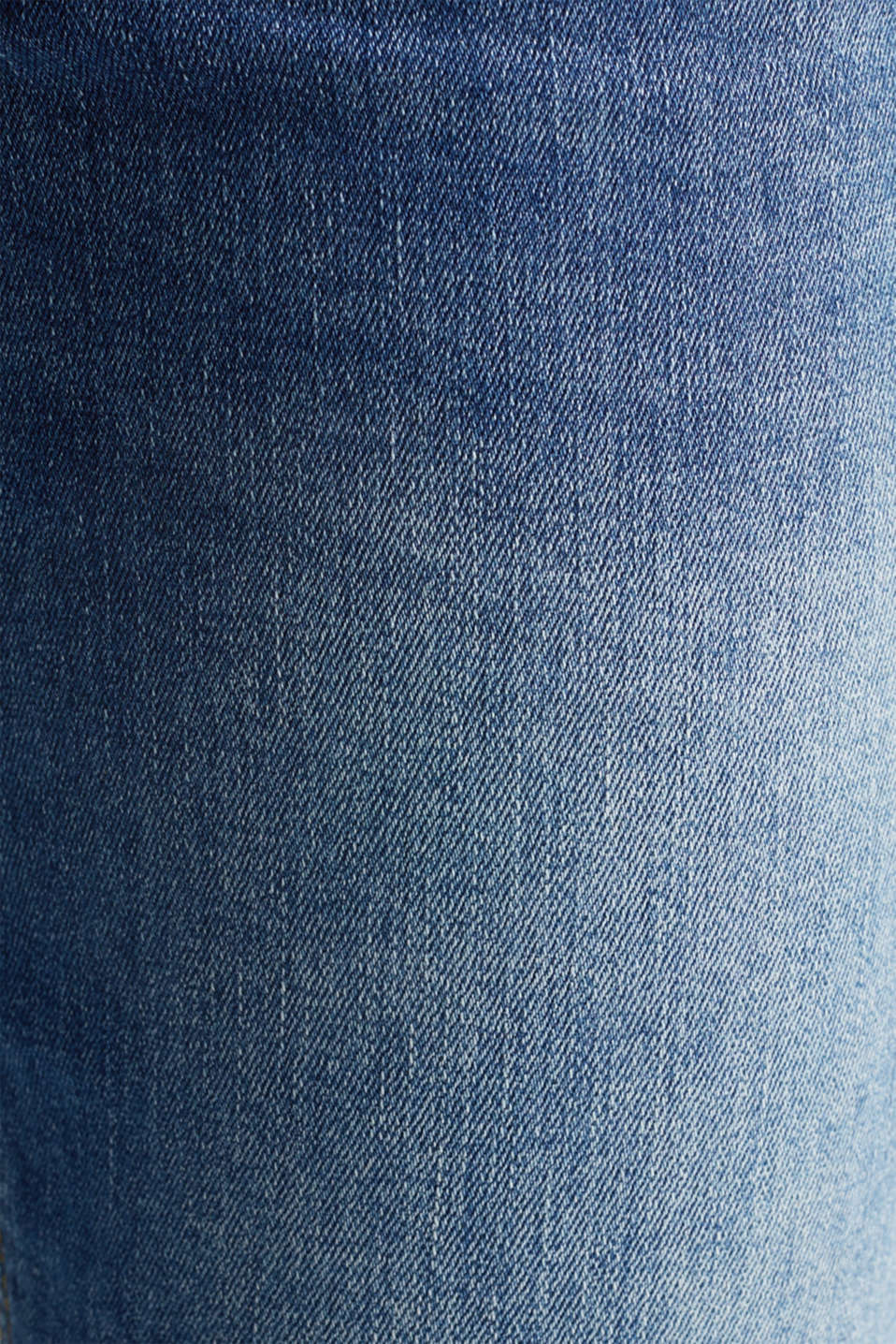 Stretch jeans with an over-bump waistband, LCMEDIUM WASH, detail image number 3