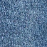 Stretch-Jeans mit Überbauchbund, BLUE MEDIUM WASHED, swatch