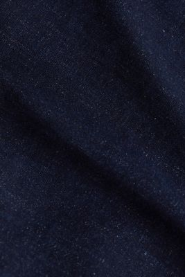 Bootcut jeans with an over-bump waistband, LCDARKWASH, detail