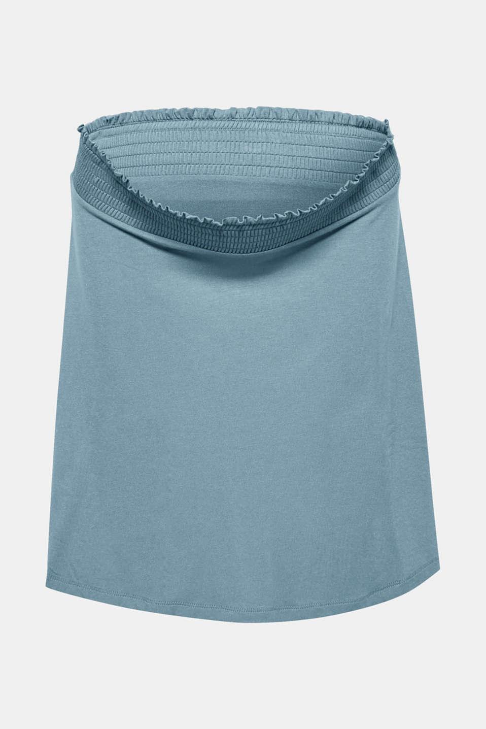 ESPRIT Web-Shorts mit Smok-Bund