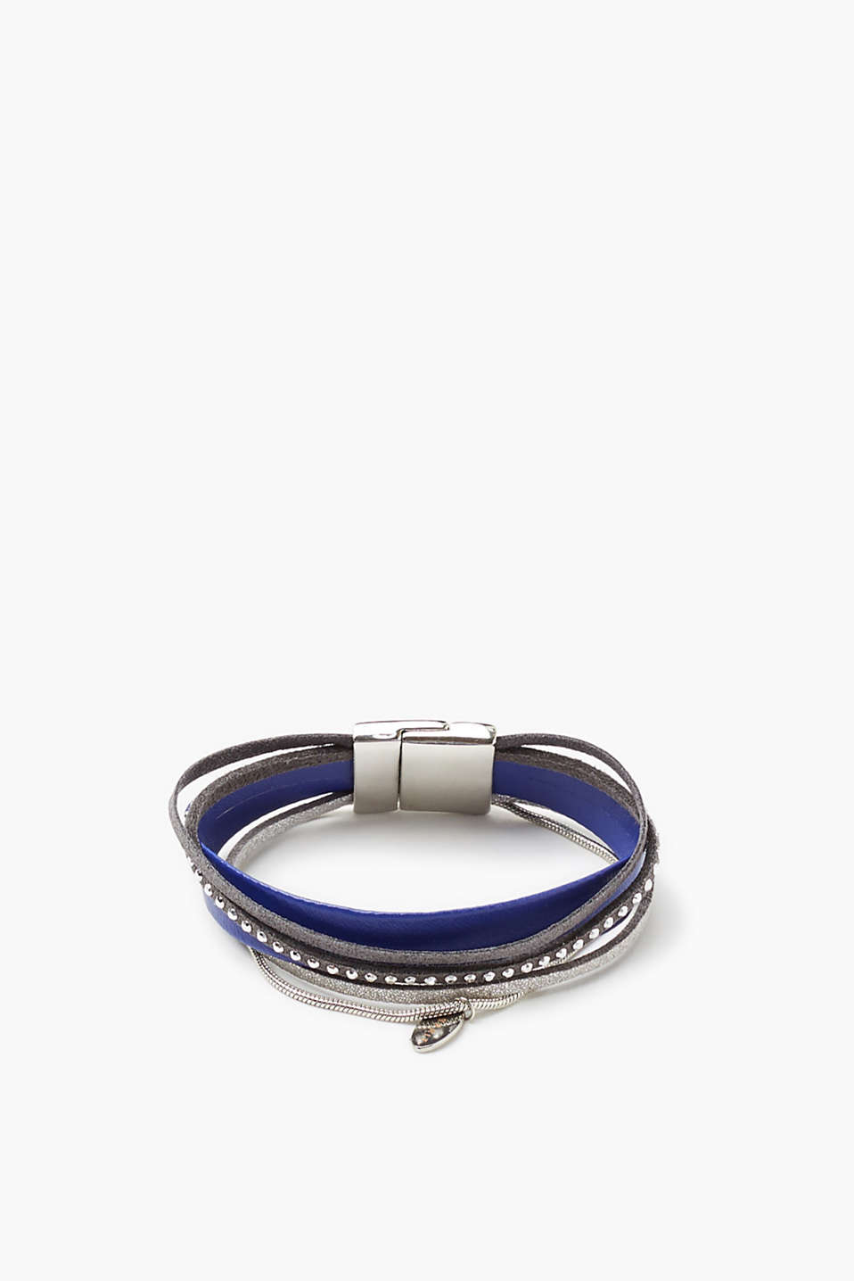Esprit - Imitation leather bracelet