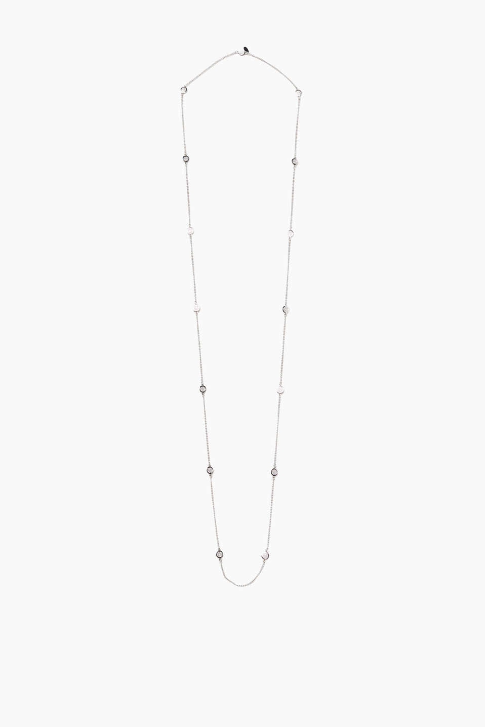 Esprit - Extra-long necklace for varying looks