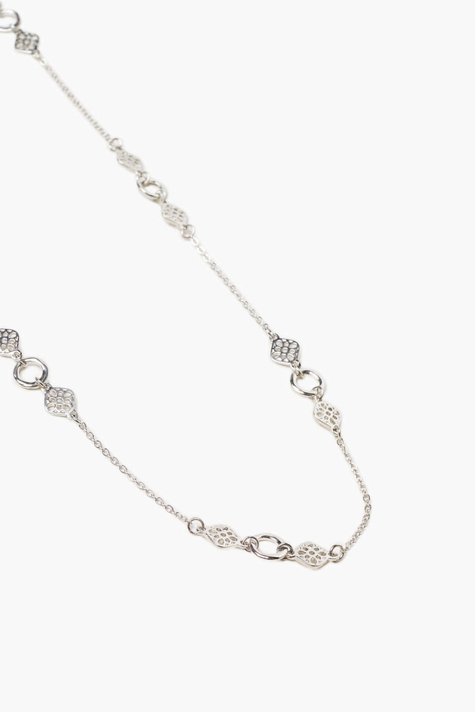 Esprit - Filigree necklace with metal ornaments