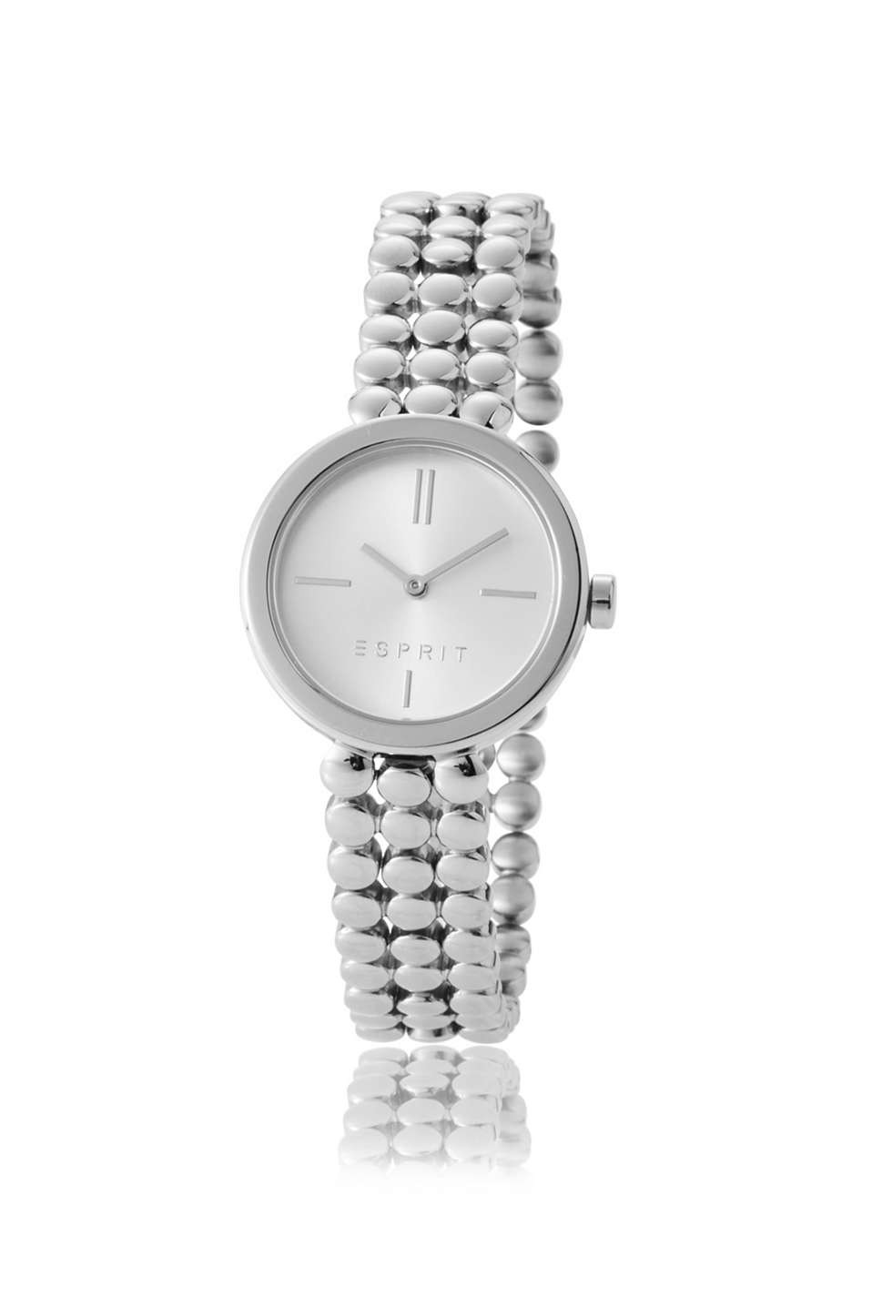 Esprit - Stainless-steel watch with a stunning strap
