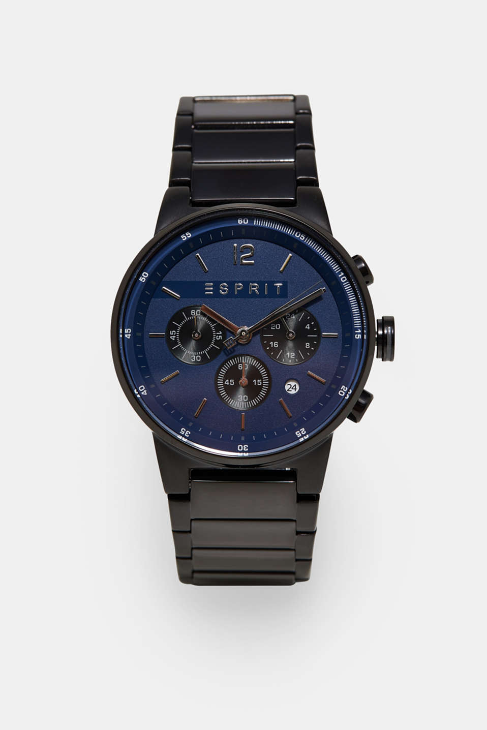 Esprit - Chronograph in a monochrome look