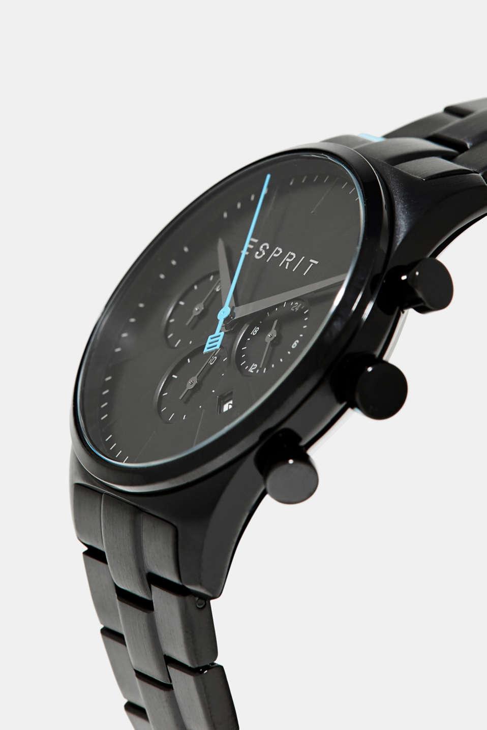 Timewear Metal, BLACK, detail image number 1