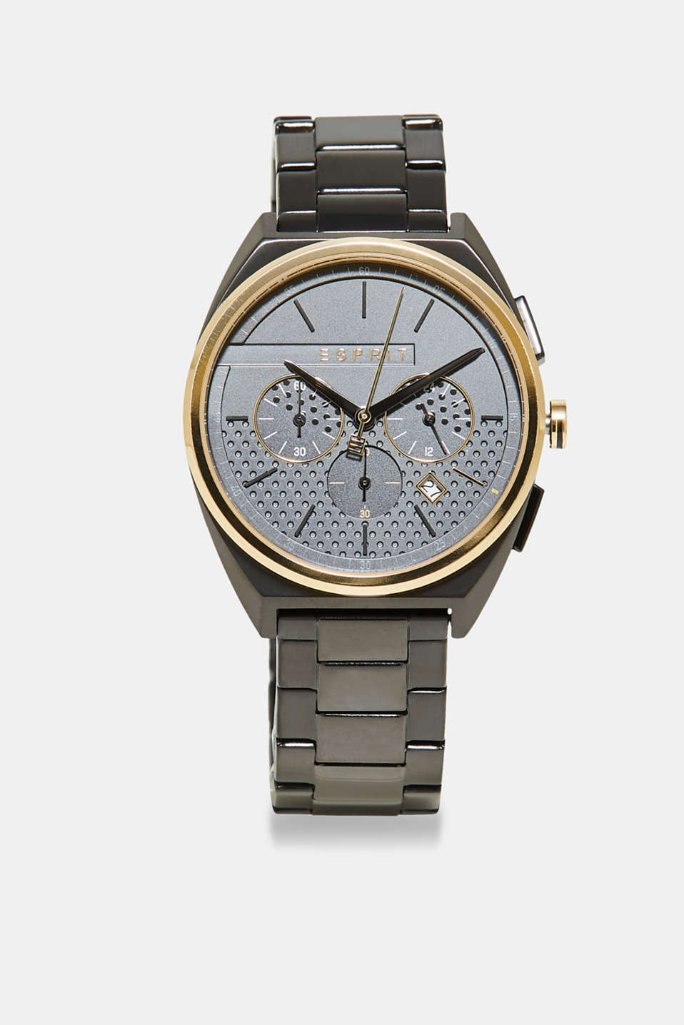 Esprit - Stainless-steel chronograph