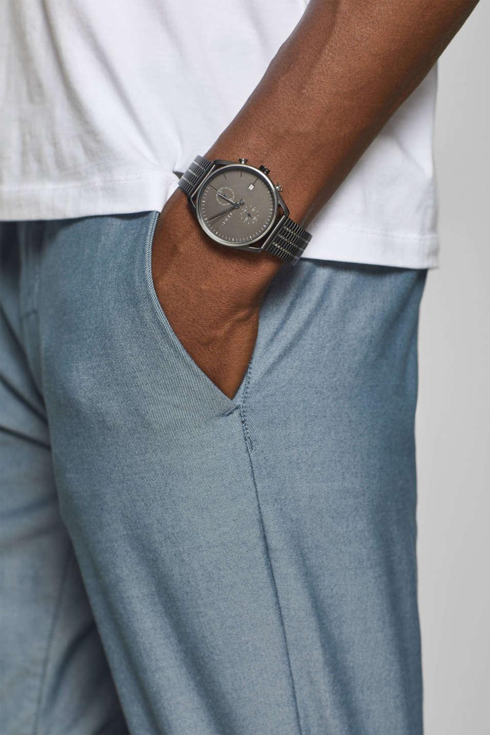 Timewear Metal, GREY, detail image number 2