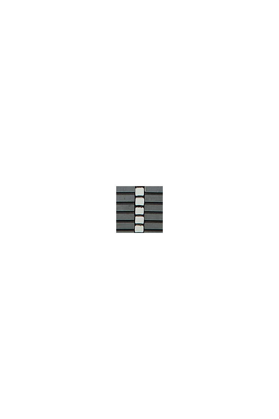 Chronograph mit schwarzer Plattierung, SILVER, swatch