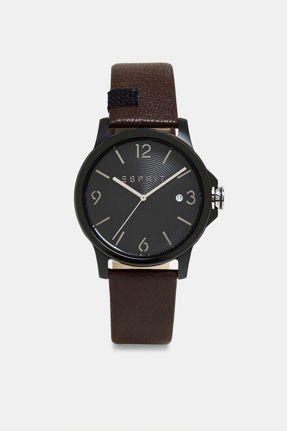Timewear Leather, BROWN, detail image number 0