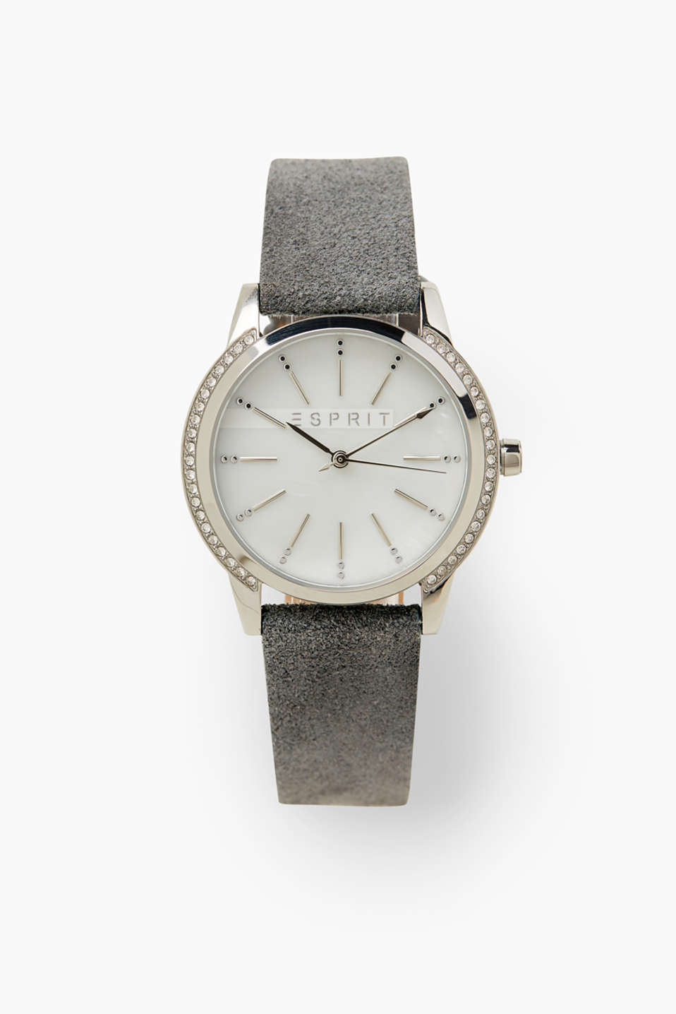Esprit - Watch with zirconia