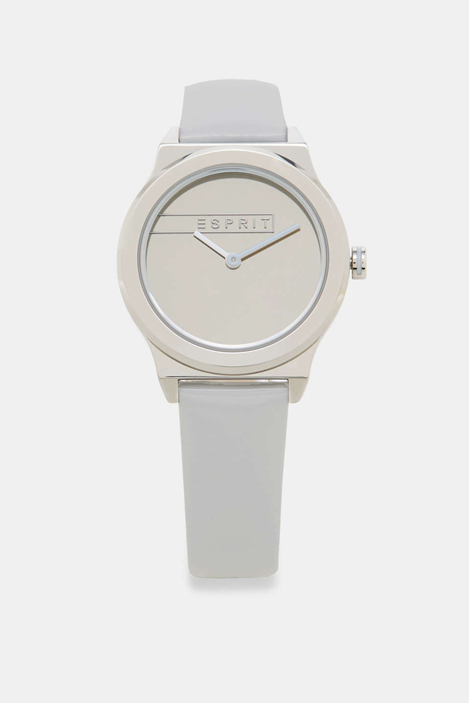 Esprit - Watch with a mirrored dial