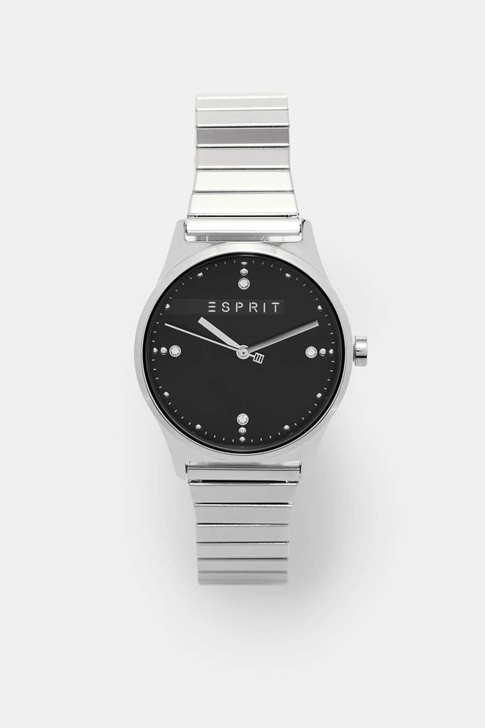 Esprit - Watch with an elasticated link strap