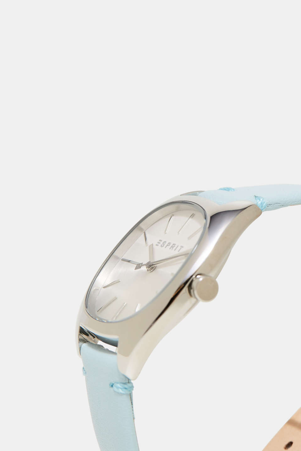Watch with a rectangular casing