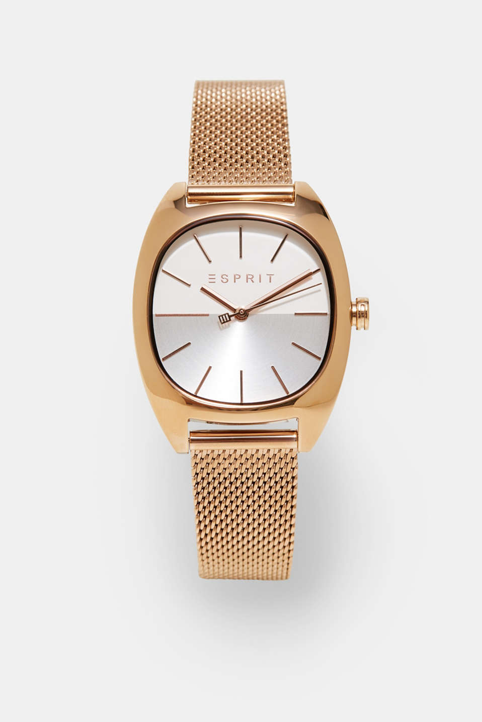 Esprit - Watch with a Milanese strap