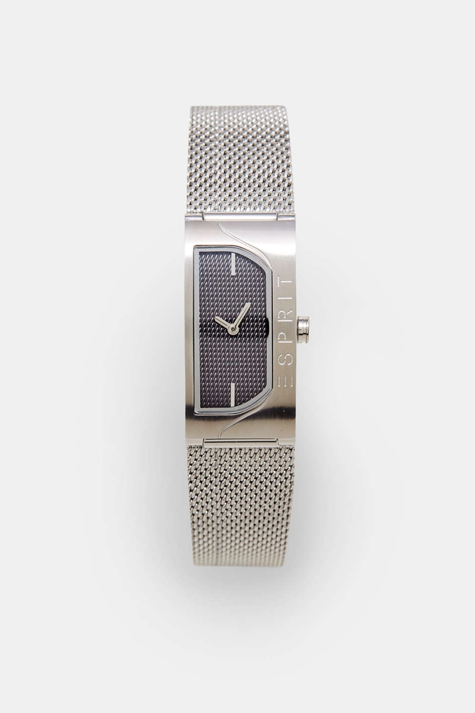 Esprit - Stainless steel watch + Milanese strap