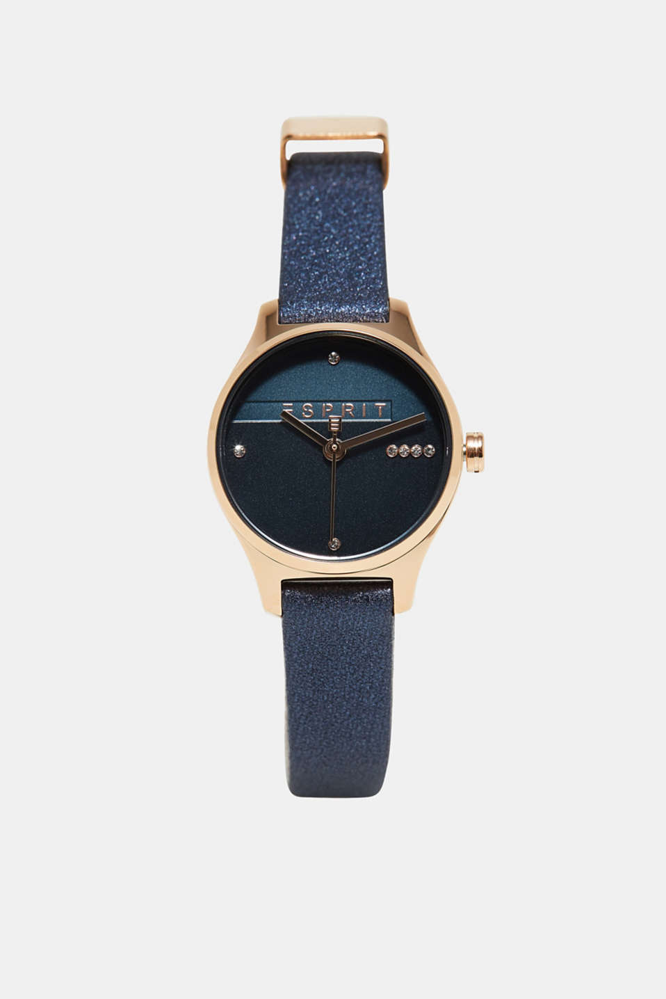 Timewear Leather, BLUE, detail image number 0