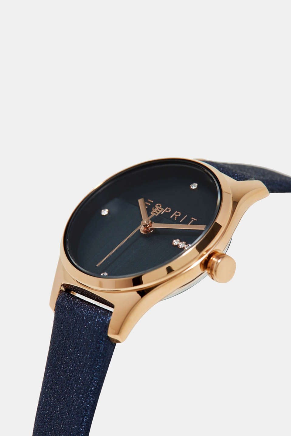 Timewear Leather, BLUE, detail image number 1