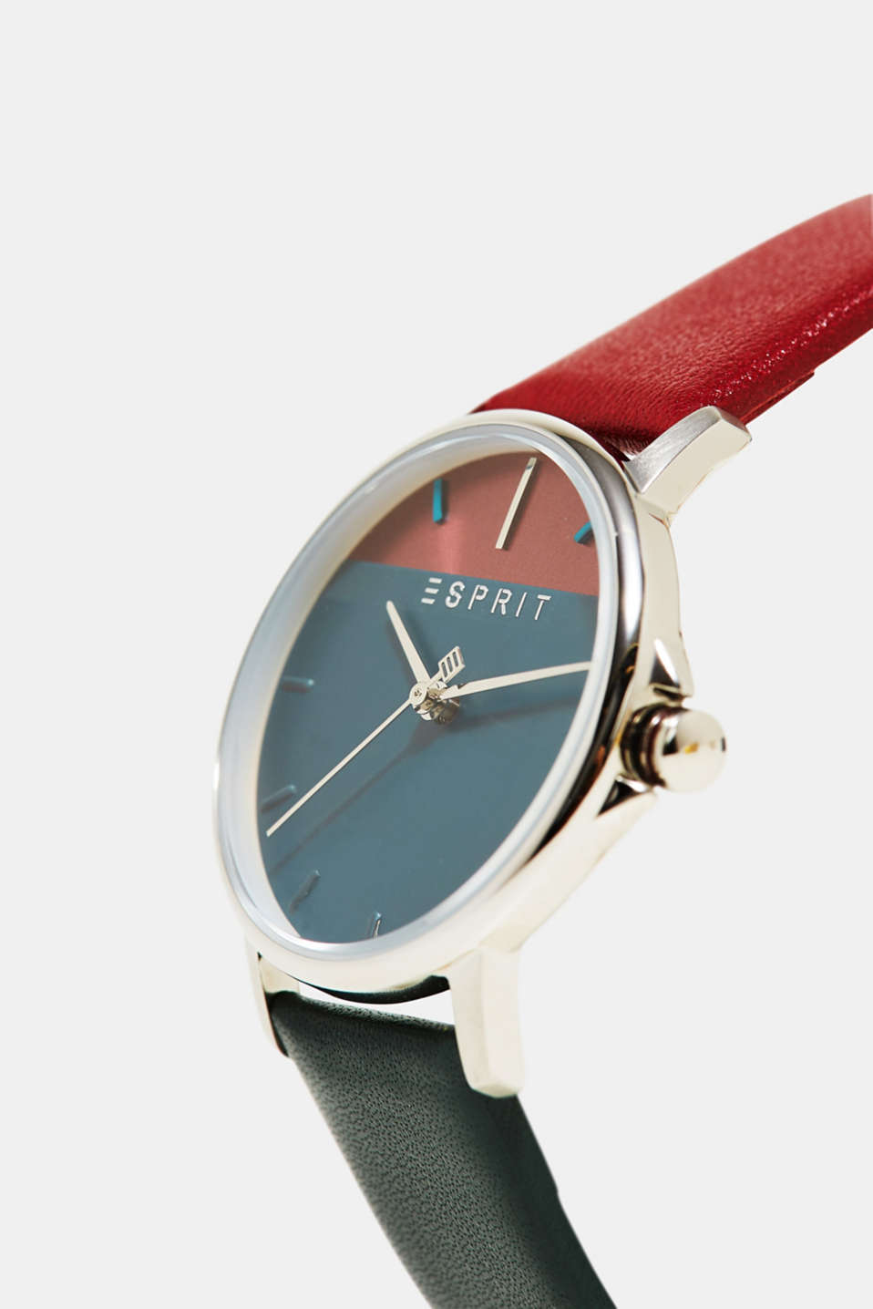 Timewear Leather, RED, detail image number 1