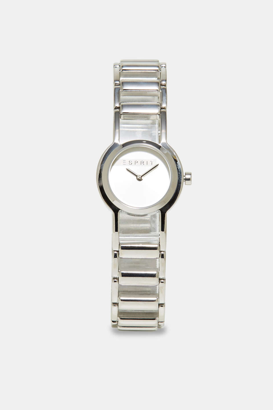 Esprit - Watch with polished link strap