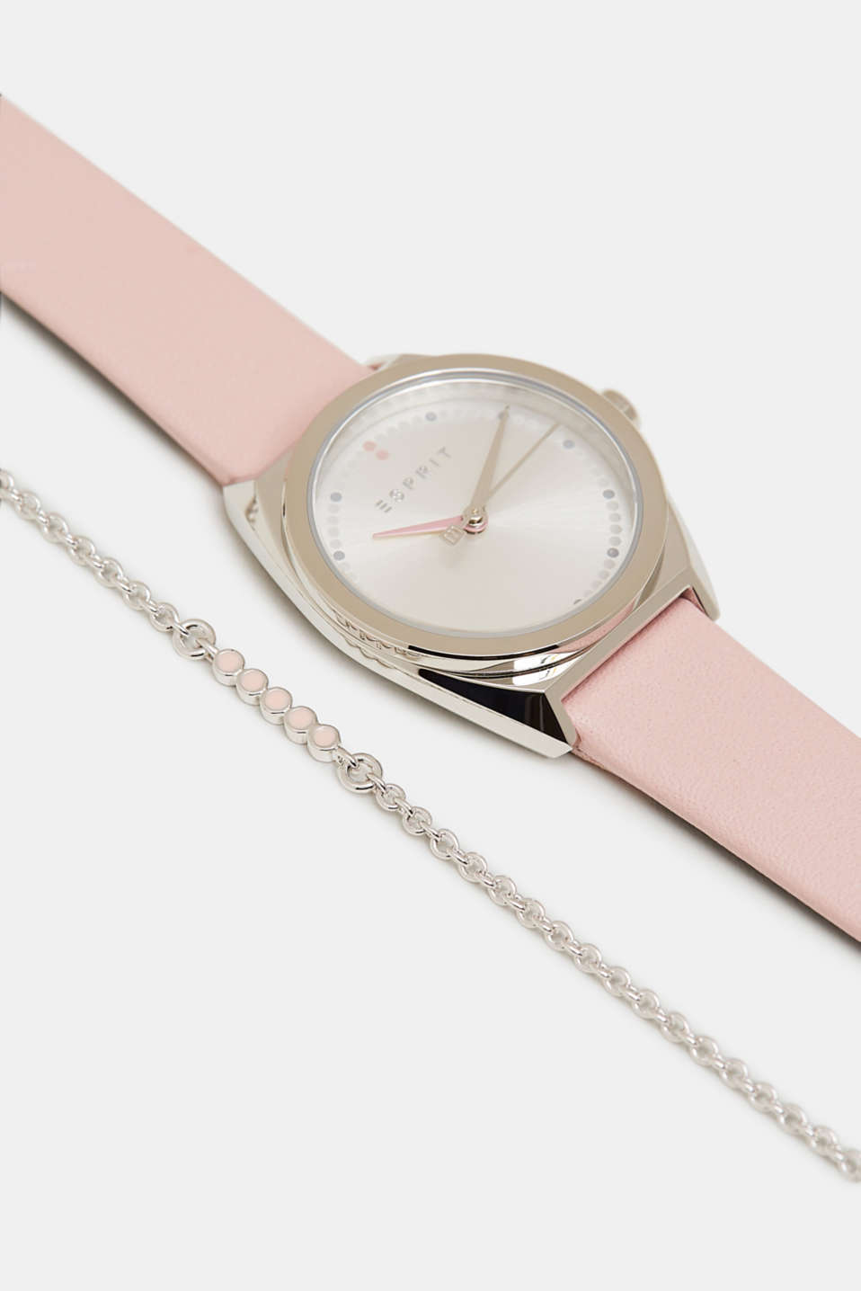 Timewear Leather, PINK, detail image number 1