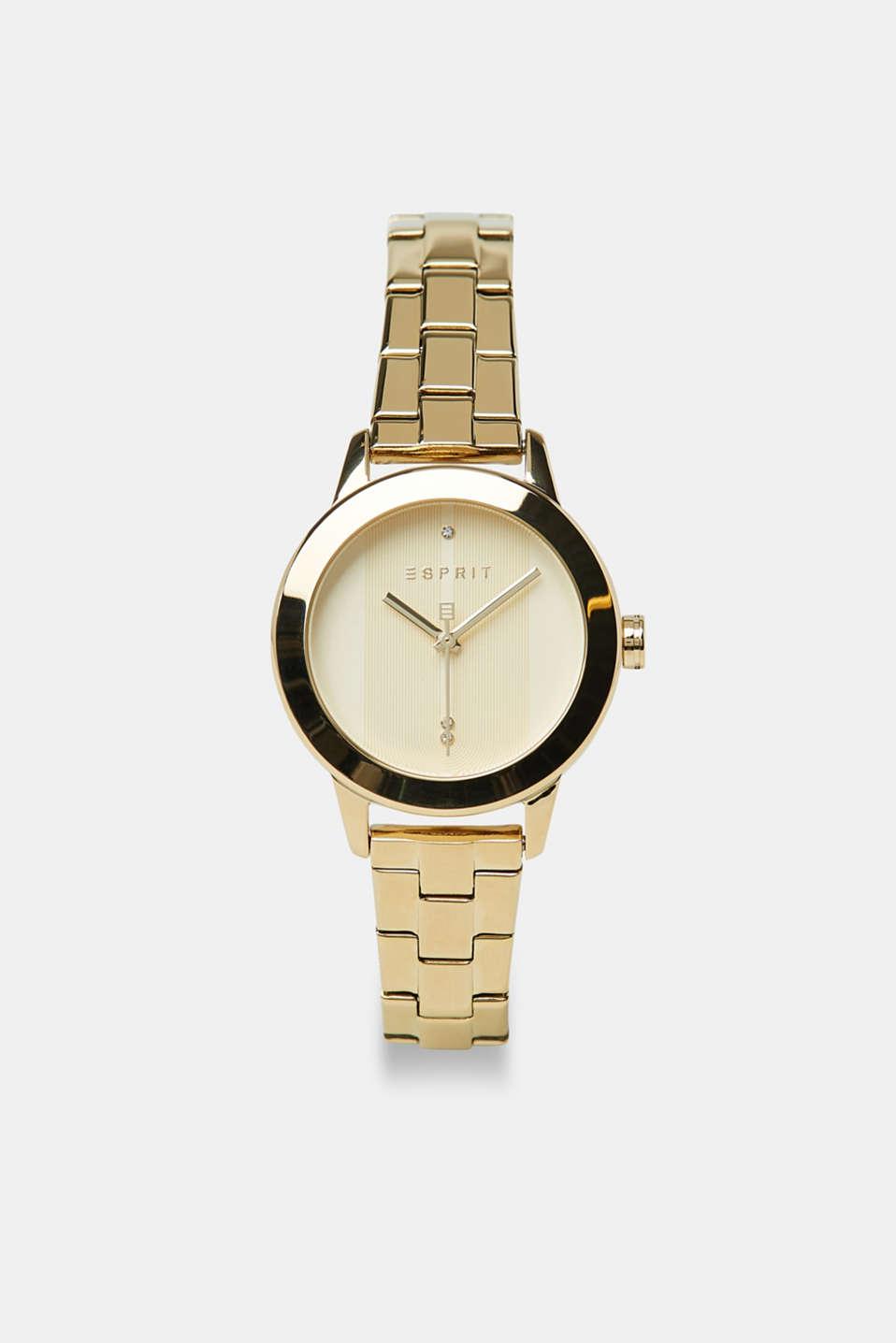 Timewear Metal, GOLD, detail image number 0