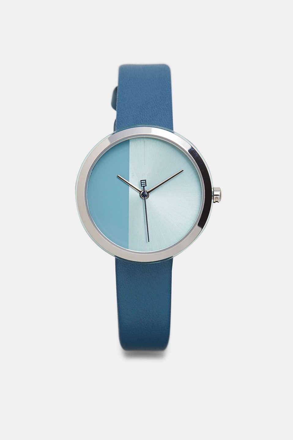 Bracelet and watch set, BLUE, detail image number 0