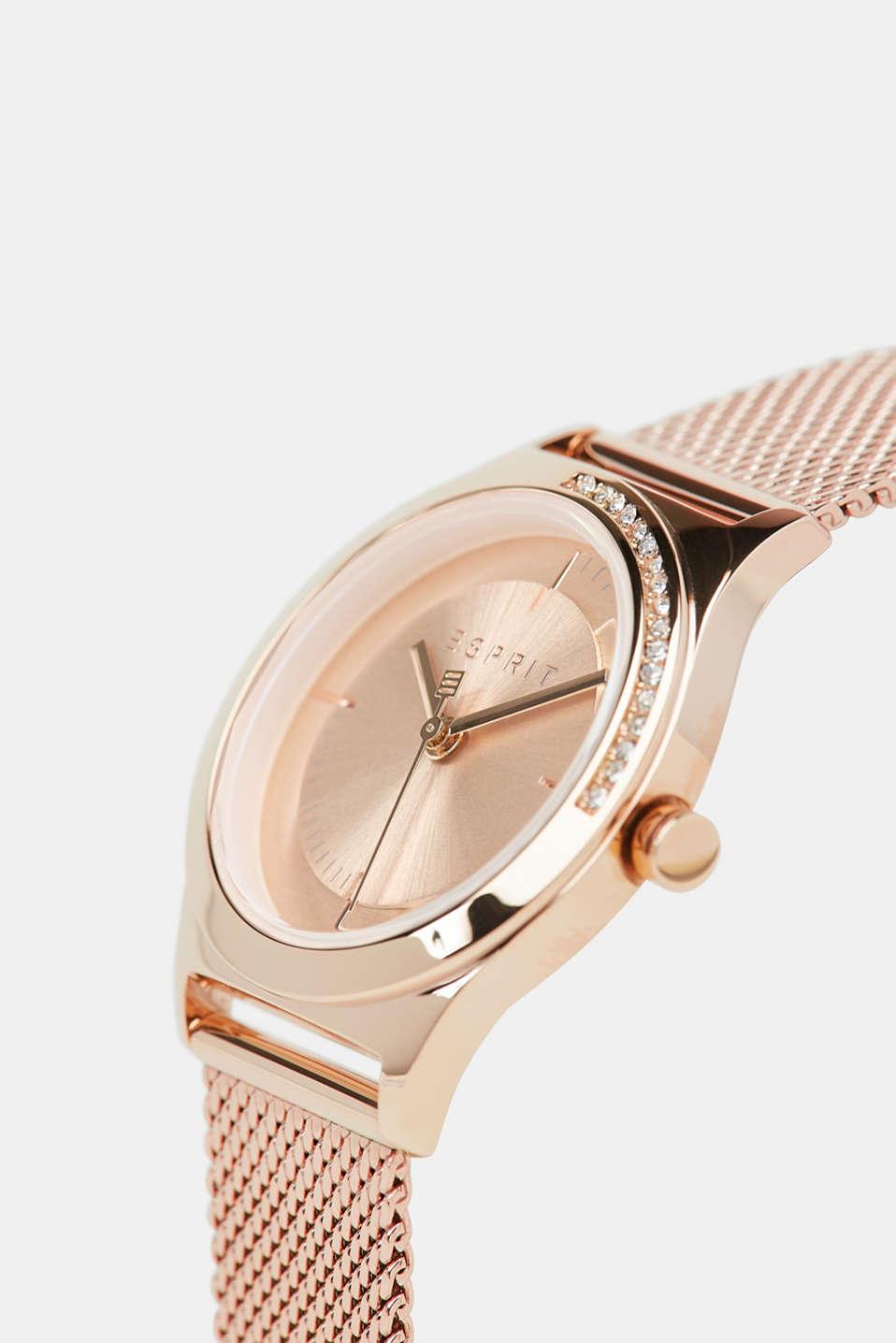 Timewear Metal, ROSEGOLD, detail image number 1