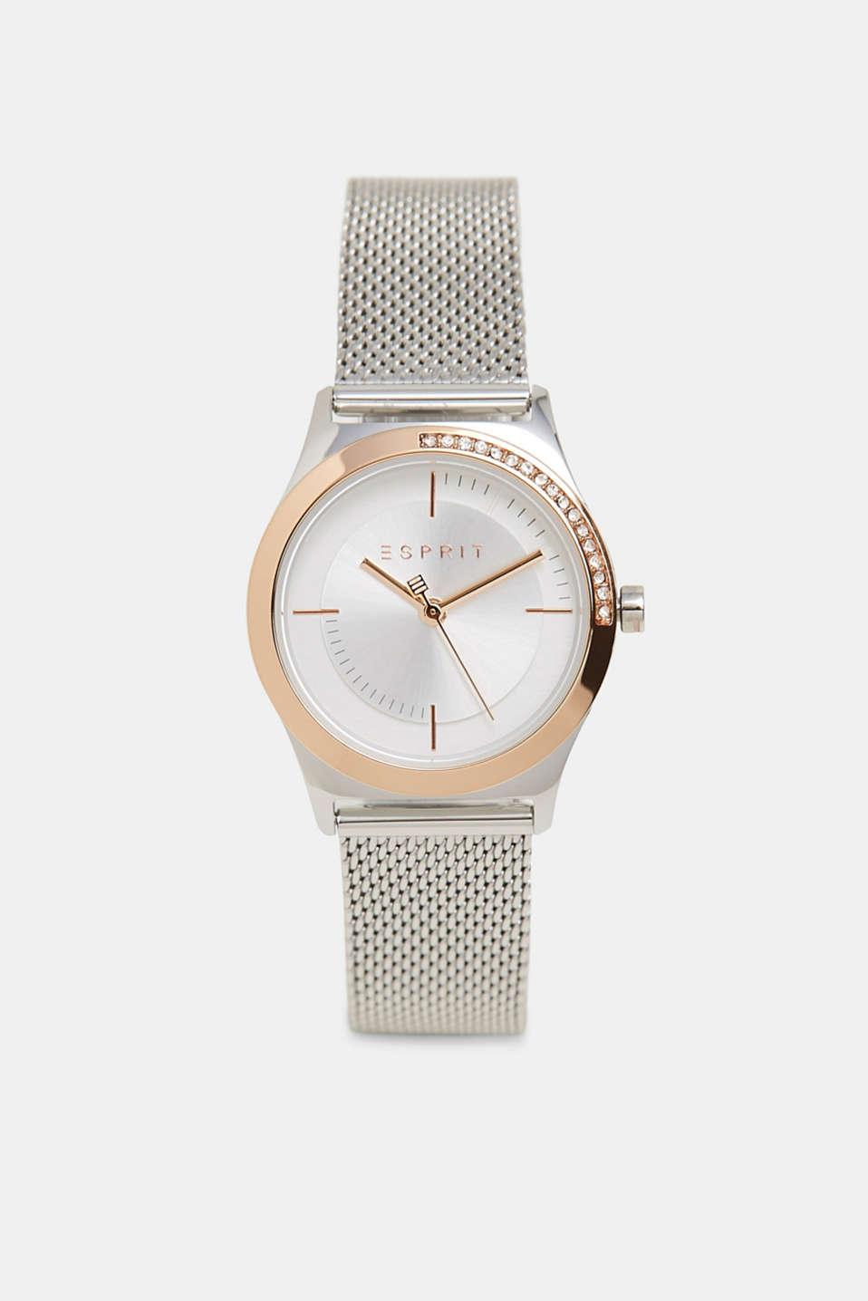Timewear Metal, SILVER, detail image number 0
