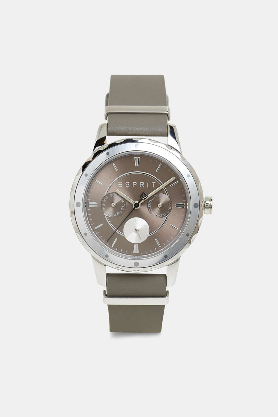 Timewear Leather, GREY, detail image number 0