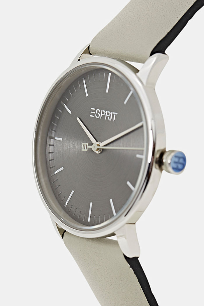 Timewear Leather, GREY, detail image number 1