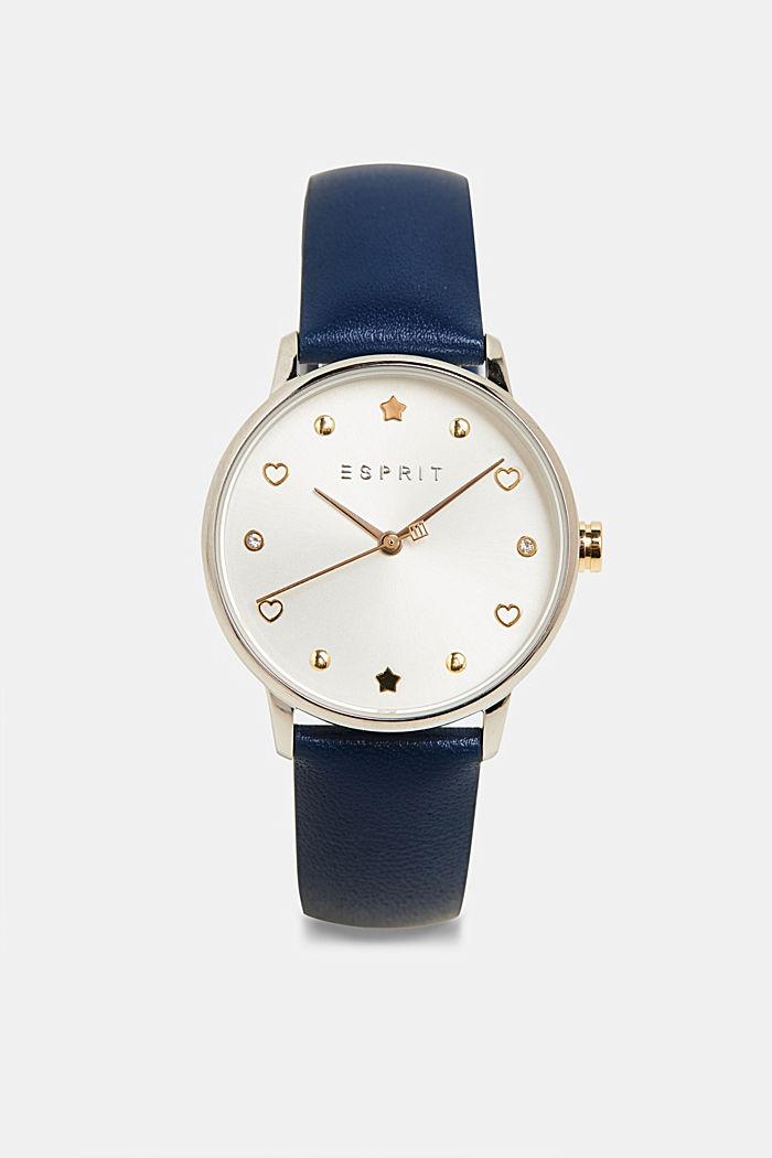 Sada hodinek a náramku, BLUE, detail image number 0