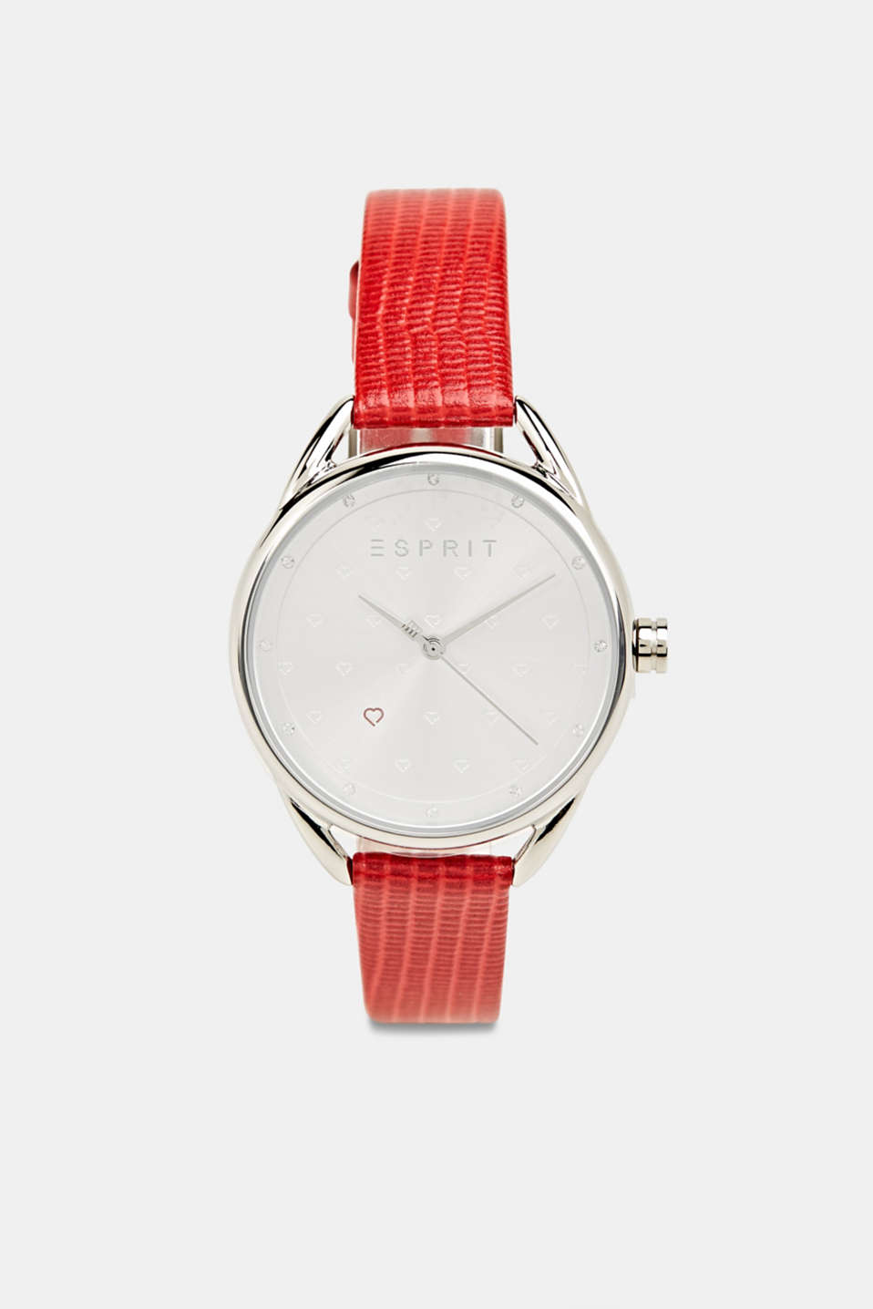 Bracelet and watch set, stainless steel, LCRED, detail image number 4