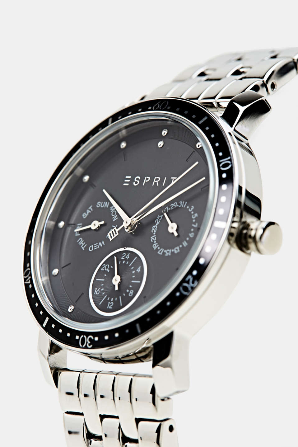 Watch with Metal, LCSILVER, detail image number 1