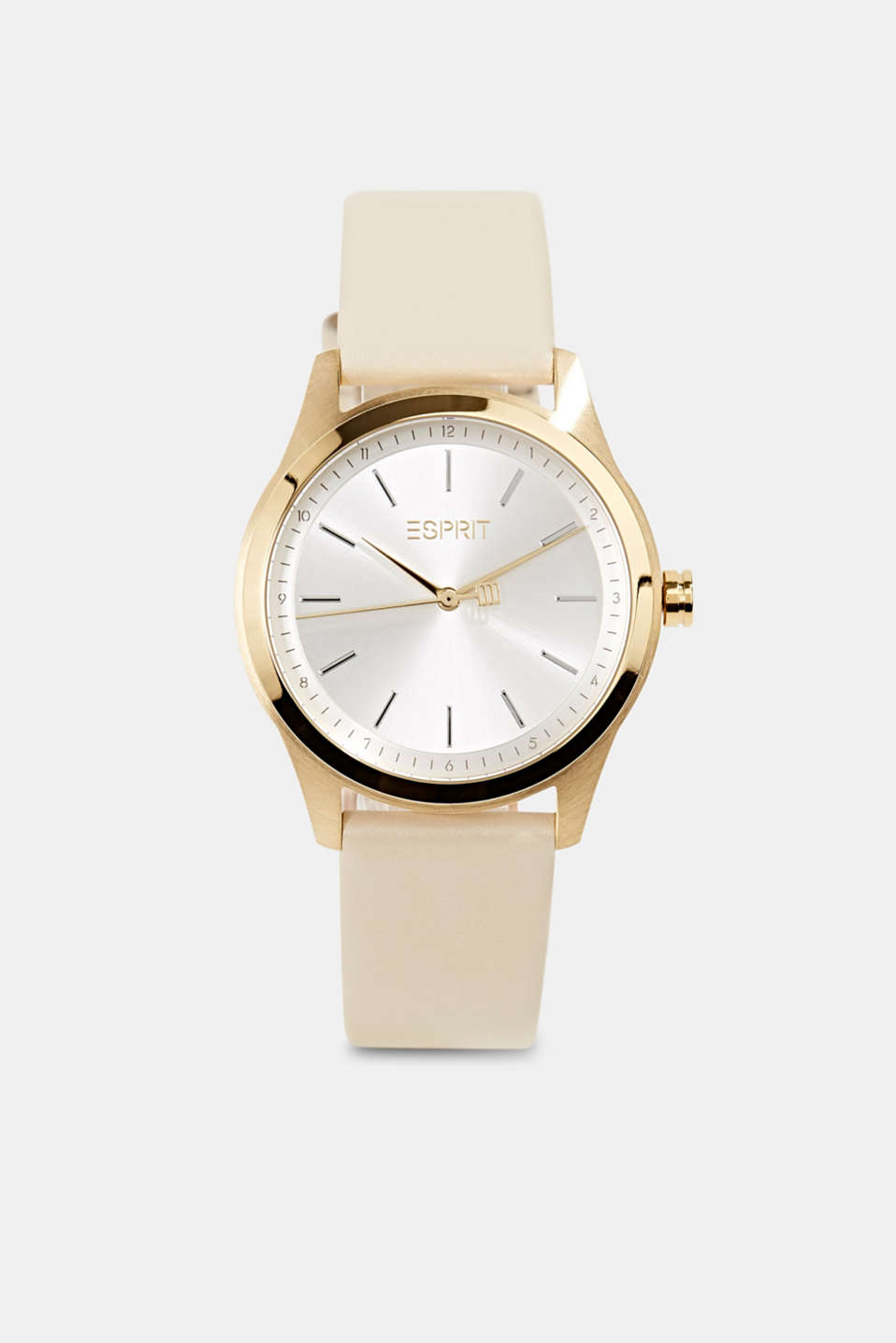 Esprit - leather bracelet watch