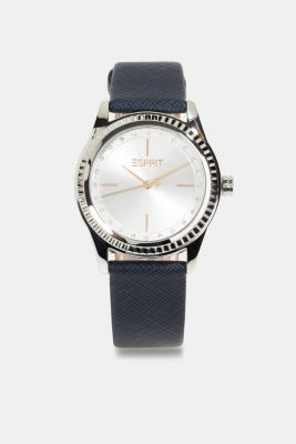 Timewear Leather, BLUE, detail