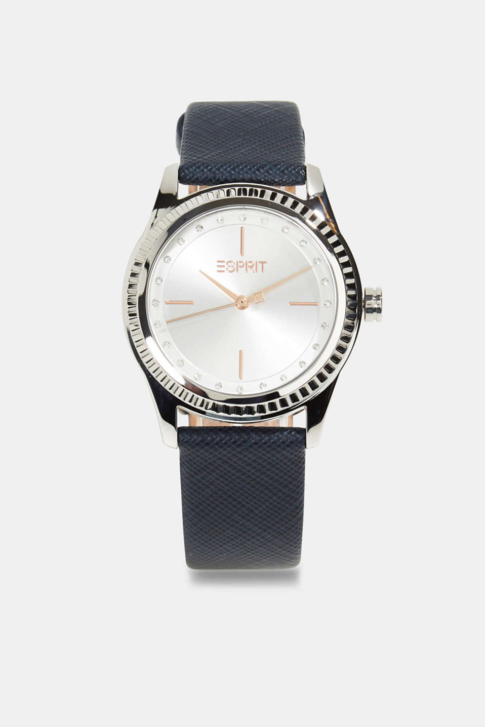 Esprit - fashion leather bracelet watch