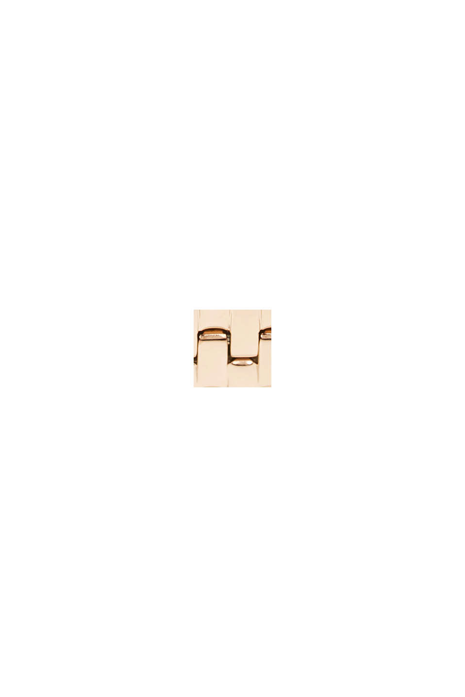 Klocka i rostfritt stål med roséguldplätering, ROSEGOLD, swatch
