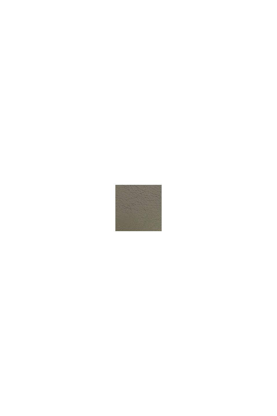 Multifunktionsklocka i rostfritt stål med skinnarmband, GREY, swatch
