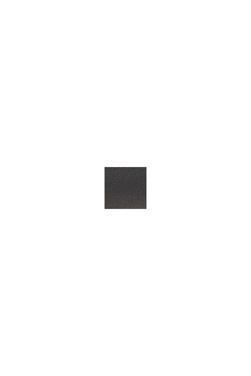 Multifunktionsklocka med skinnarmband, BLACK, swatch