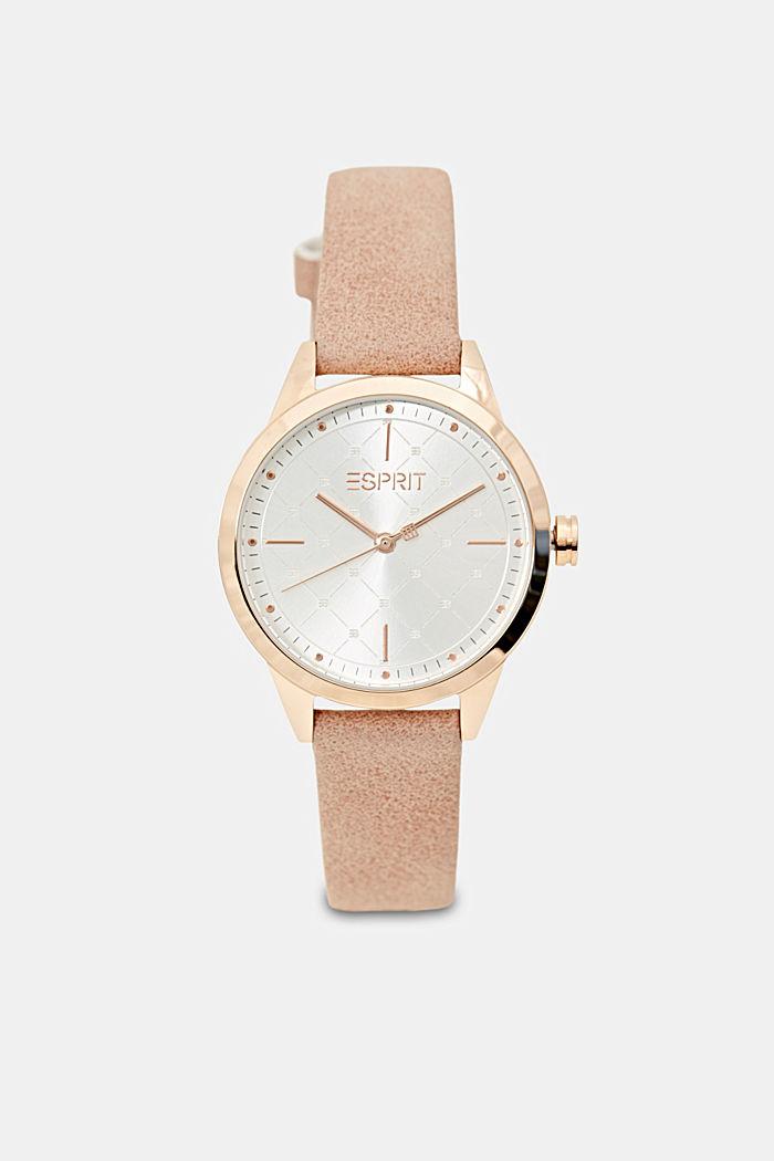 Vegano: Set de reloj y pulsera, PINK, detail image number 0