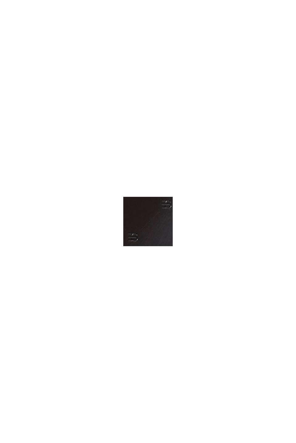 Vegansk: klocka i rostfritt stål med roséguld, BLACK, swatch