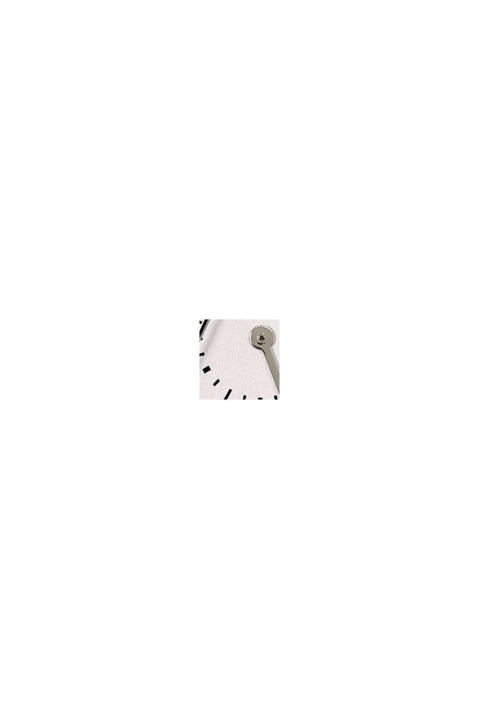 Multifunktionsklocka i rostfritt stål, SILVER, swatch