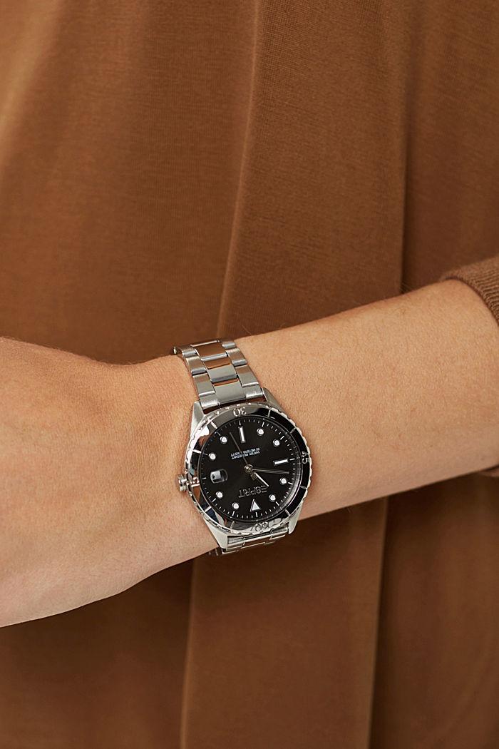 Timewear Metal, SILVER, detail image number 2