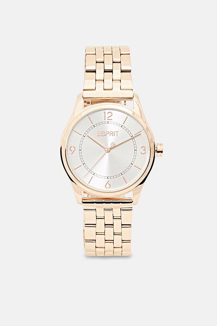 Watch with Metal