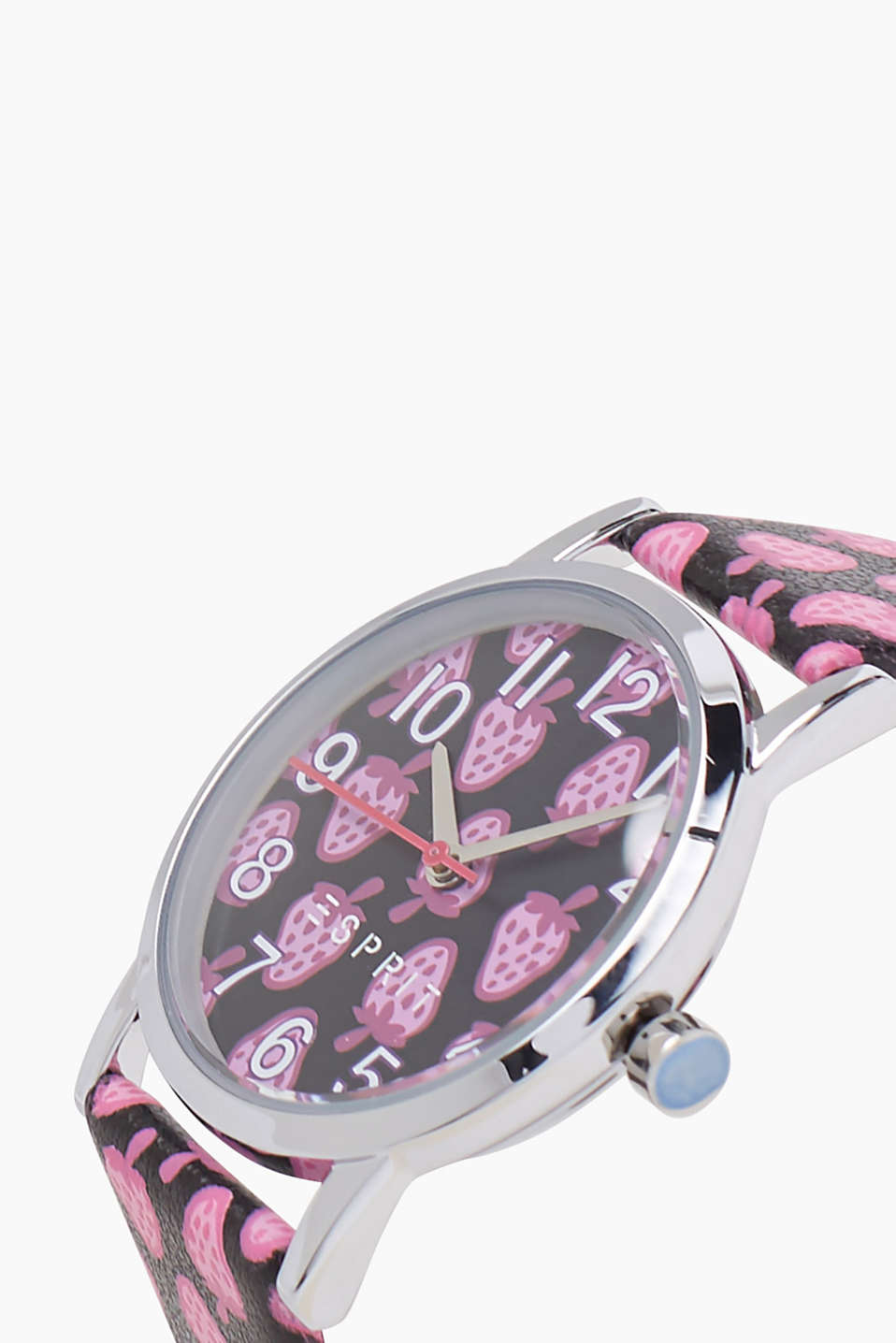 Kids watch with a strawberry design