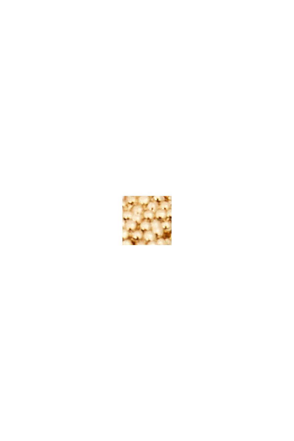 Fußkette mit Seestern und Perlen, GOLD, swatch