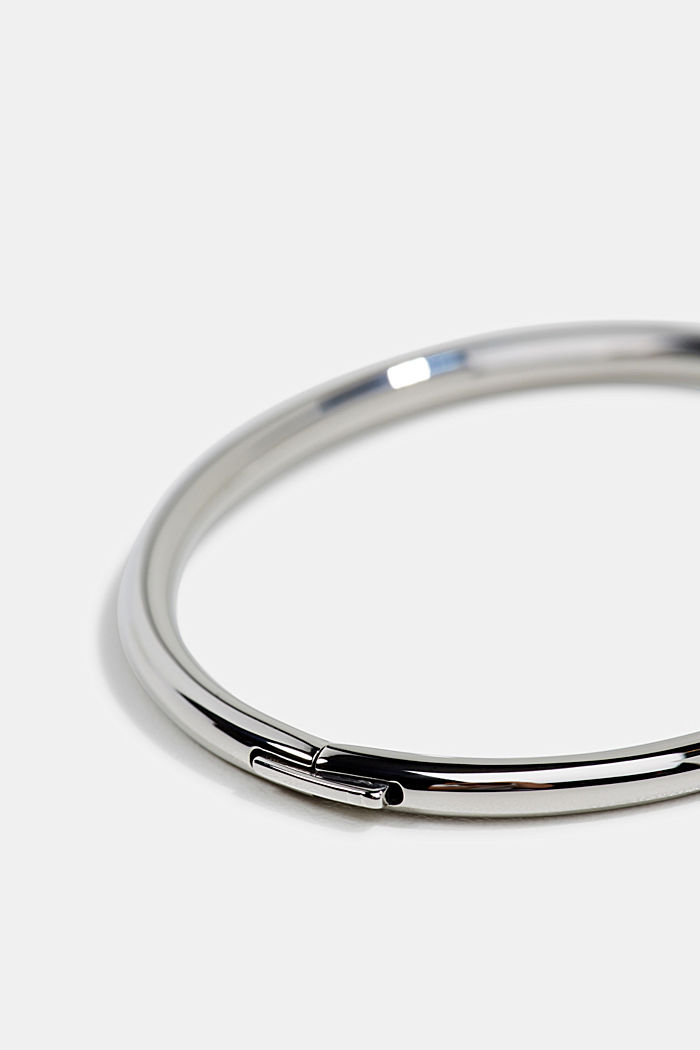 Edelstalen armband, SILVER, detail image number 1