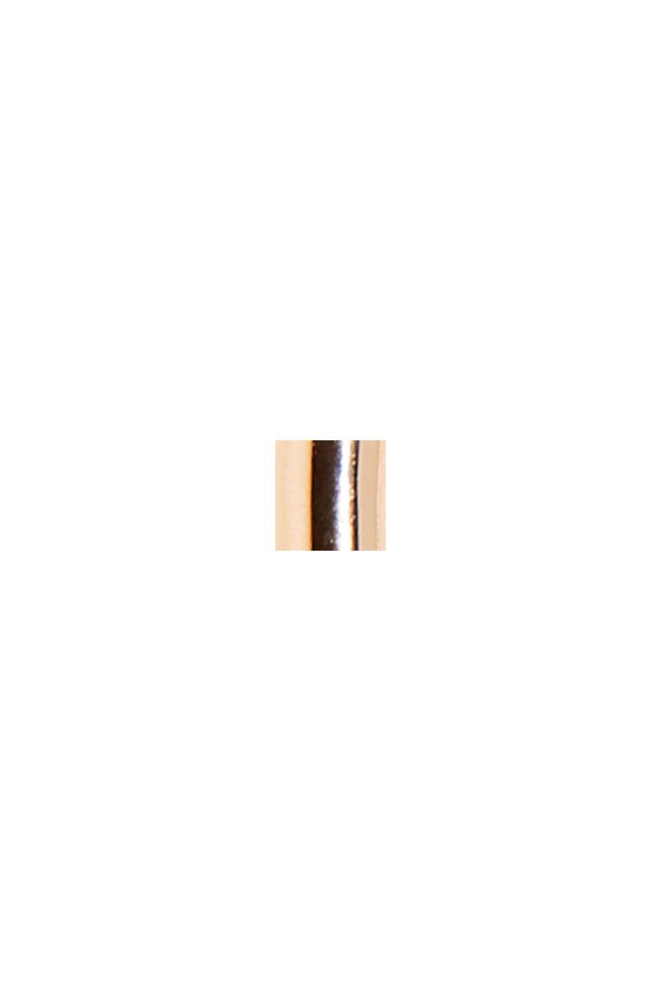Bracelet rigide en acier inoxydable plaqué or rose, ROSEGOLD, swatch